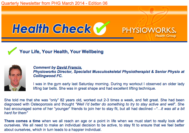 PhysioworksHealthCheckMarch14